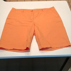 Talbots ladies shorts